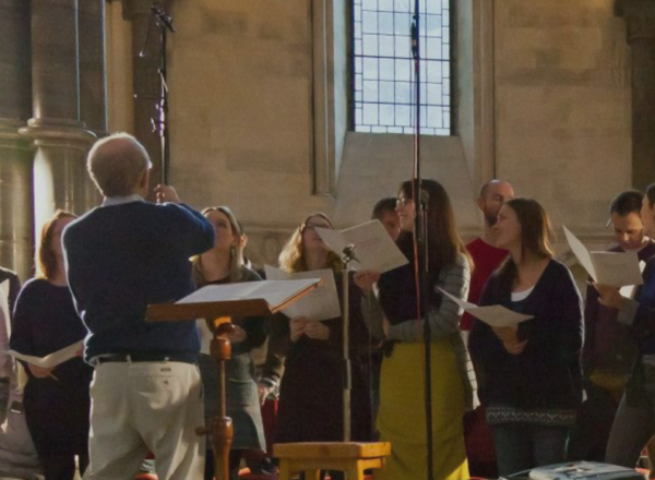 John Rutter and Collegium Records